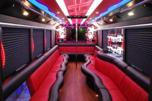 Inside Party Bus 2